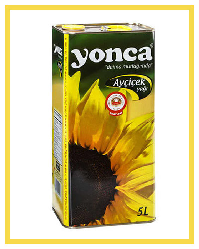 Sunflower 5lt Ten
